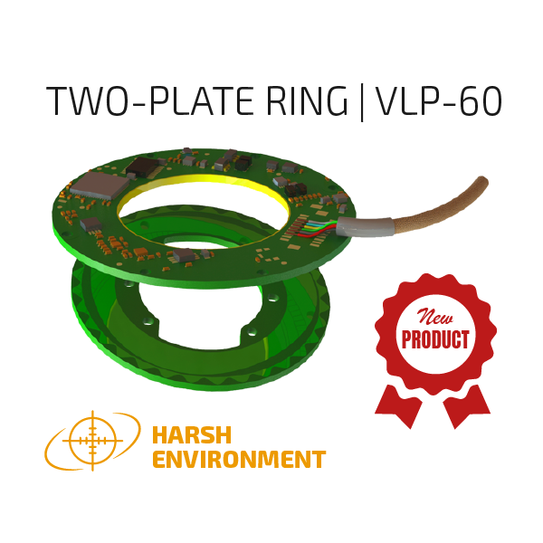Two-Plate Ring | VLP-60 | new product stamp