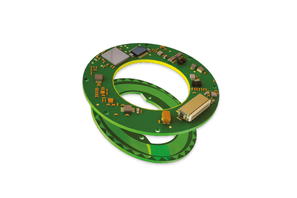 TWO-PLATE RING | VLX-60 | Rotary encoder