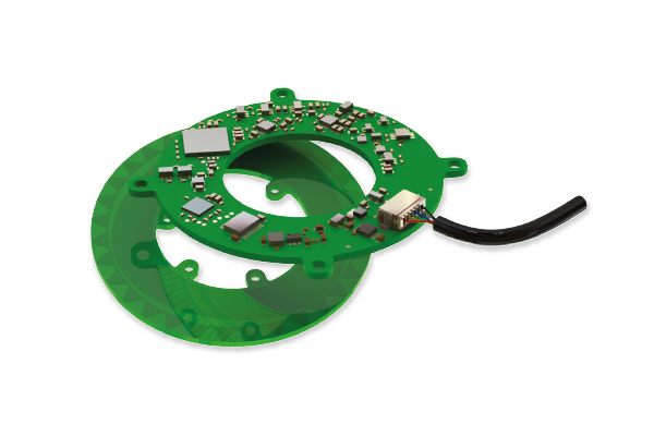 TWO-PLATE RING | VLX-64 | Rotary encoder