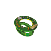 TWO-PLATE RING - VL